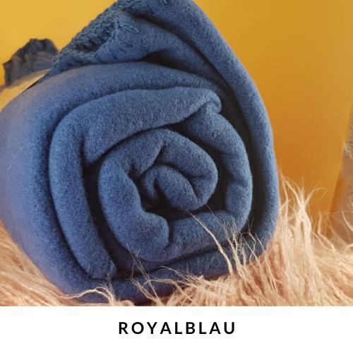 Schnüffelteppich für Kaninchen Beschäftigung royalblau