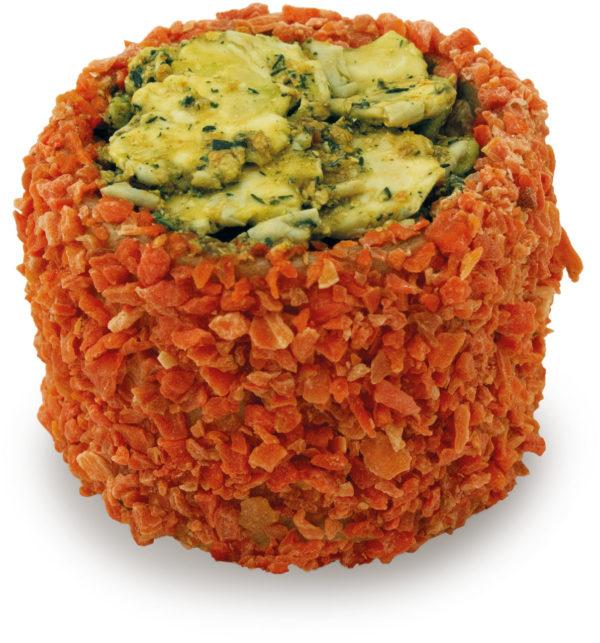 Nahrung für Kaninchen und Nager von JR Farm - Sushi Rolls Karotte lose