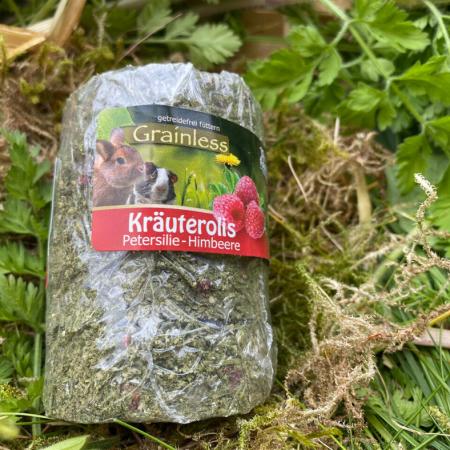 JR Grainless Kräuterolis Petersilie – Himbeer
