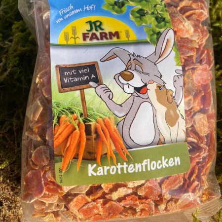 JR FARM Karottenflocken Moos