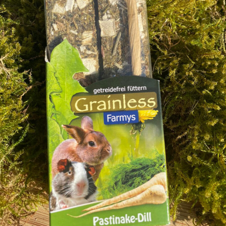 JR FARM Grainless Farmys Pastinake-Dill Moos