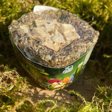 JR FARM Grainless Knabber-Napf Moos