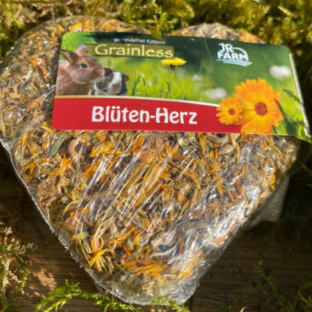 JR FARM Grainless Blütenherz Moos