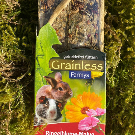 JR FARM Grainless Farmys Ringelblume-Malve